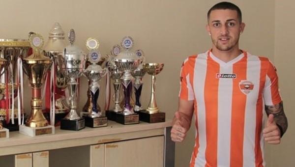 Süper Lig'in ilk golü Renan Diniz'den