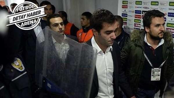 Trabzon'da rehin kalan hakem şikayetçi oldu