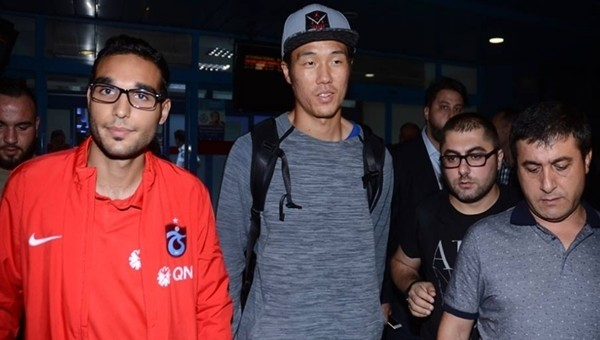 Trabzonspor, Hyun-Jun Suk'a kavuştu