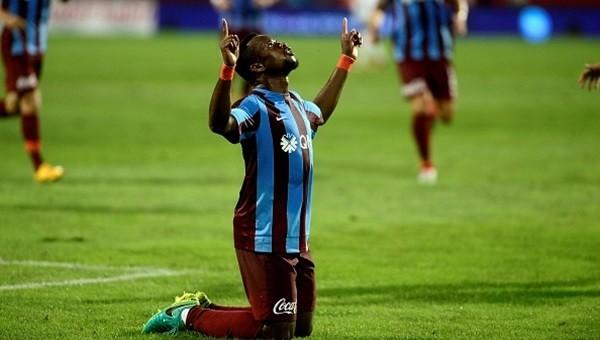 Trabzonspor, Kasımpaşa'yı yeni yıldızı ile devirdi