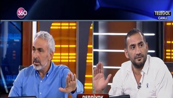 Canlı yayında Eren Derdiyok iddiası
