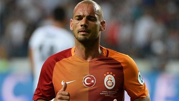 Sneijder'in derbi isyanı! 'İnanamıyorum'