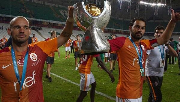 Wesley Sneijder: 'Şimdi şampiyon olabiliriz'