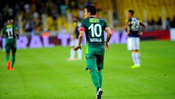 32'lik Batalla, Fenerbahçe'yi devirdi