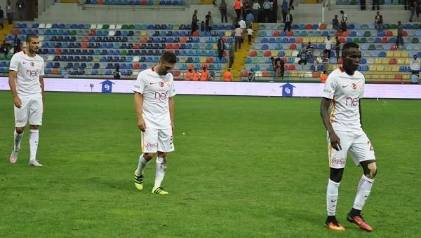 4 maçın bedeli Galatasaray'a 674 bin euro