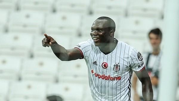 Aboubakar, Beşiktaş'a ve taraftara hayran kaldı