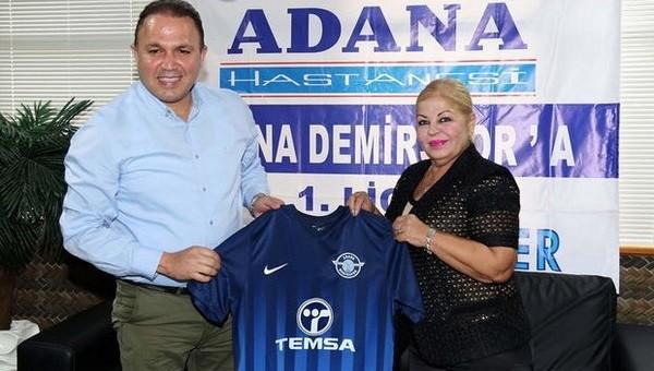 Adana Demirspor'a yeni sponsor