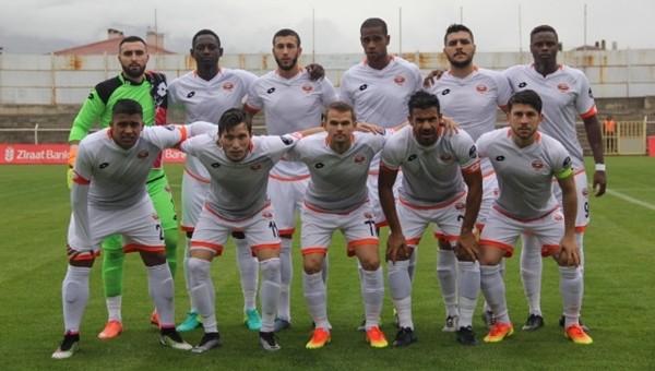 Adanaspor, 3. Lig takımına elendi!