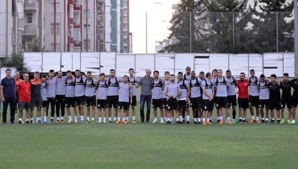 Adanaspor'da Kronoslav Jurcic göreve başladı