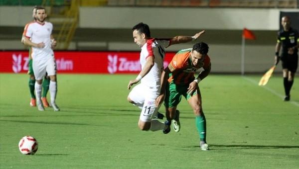 Alanyaspor, 3. Lig ekibi Sancaktepe'ye yenildi