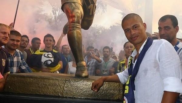 Alex de Souza'dan Fenerbahçe mesajı