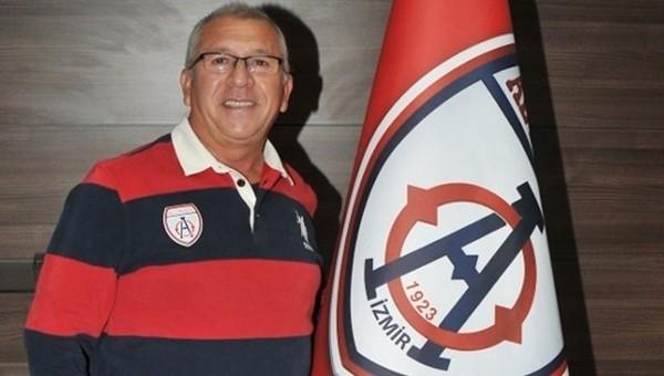 Altınordu Başkanı Seyit Mehmet Özkan tüm takımı kovdu