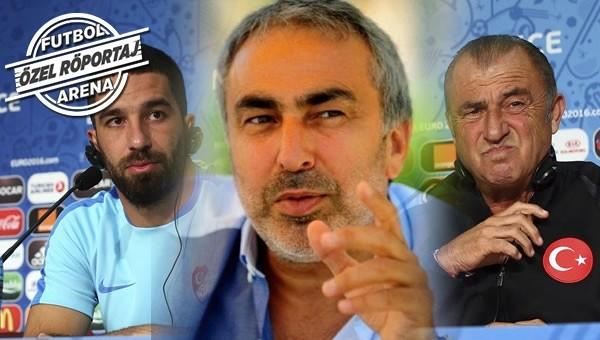 'Arda Turan, Fatih Terim'i affetmeli'