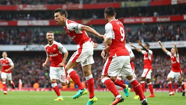 Arsenal son nefeste kazandı