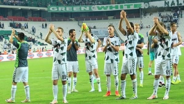 Atiker Konyaspor, Arena'da yenilmiyor