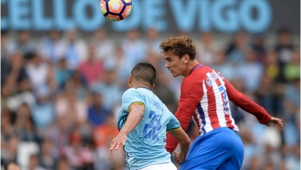 Celta Vigo 0-4 Atletico Madrid maç özeti ve golleri
