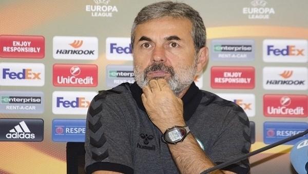 Aykut Kocaman'ın Avrupa Ligi karnesi