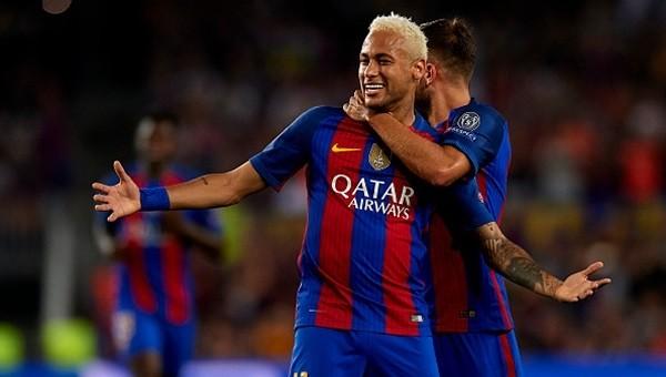 Barcelona, Celtic'i dağıttı
