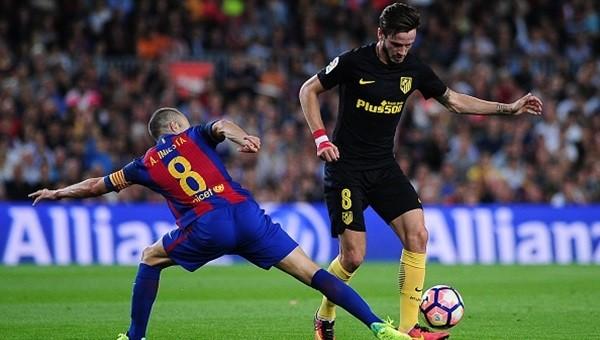Barcelona ile Atletico Madrid yenişemedi