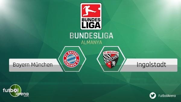 Bayern Münih - Ingolstadt maçı saat kaçta, hangi kanalda?
