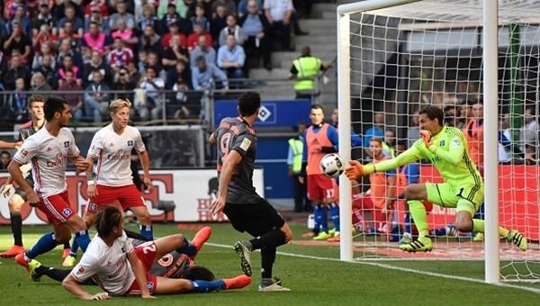 Bayern Münih kayıpsız yürüyüşüne devam etti