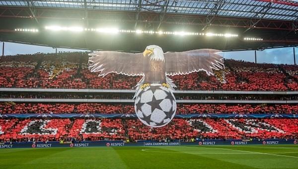 Benfica'dan Beşiktaş'a kartal jesti