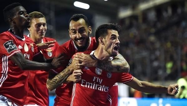 Benfica'dan büyük başarı! 228 gündür kaybetmiyor