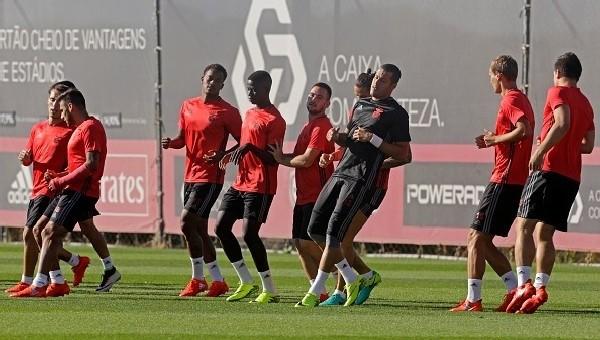 Benfica'nın kadrosu belli oldu! Beşiktaş'a müjde