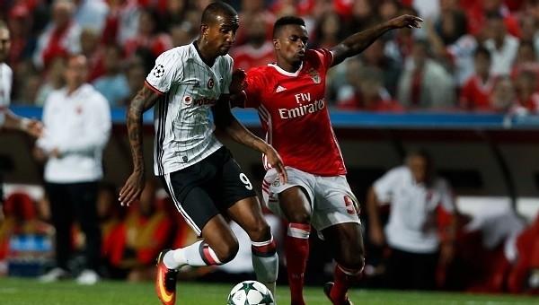 Benfica'ya 4 yıl sonra son dakika golü