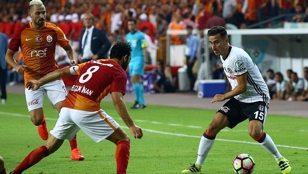 Beşiktaş - Galatasaray rekabetinde son durum