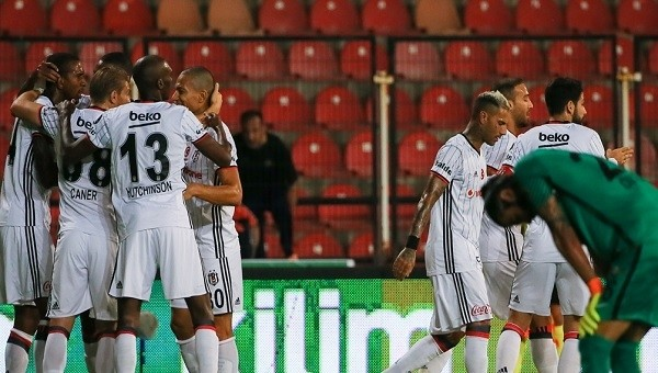 Beşiktaş, Akhisar lanetine son verdi