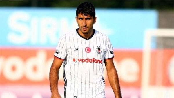 Beşiktaş, Aras Özbiliz'in sakatlığını açıkladı