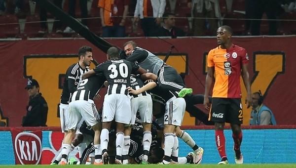 Beşiktaş, Galatasaray karşısında 1992'den sonra...