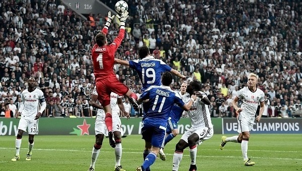 Beşiktaş kalesini gole kapatamıyor