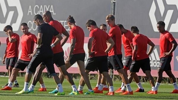 Benfica'da Beşiktaş maçı öncesi sakatlık kabusu