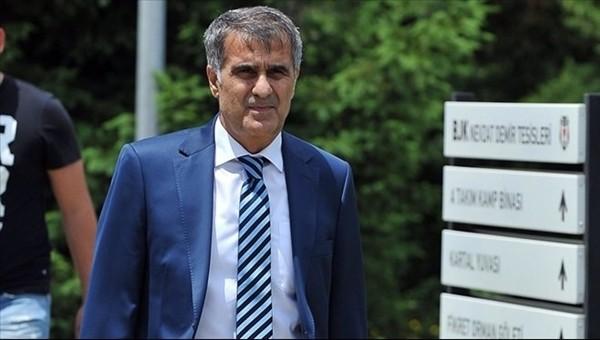 Beşiktaş yönetiminden Şenol Güneş'e eleştiri