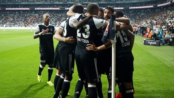 Beşiktaş'ın Avrupa kupaları karnesi