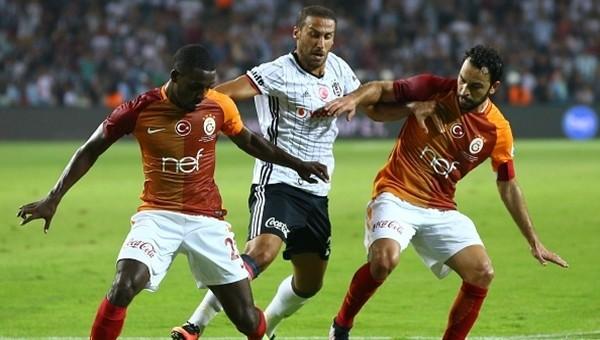 Beşiktaş - Galatasaray derbisi iddaa oranlarında ilginç detay
