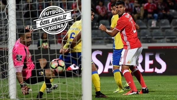 Beşiktaş'ın rakibi Benfica deplasmanda kazandı