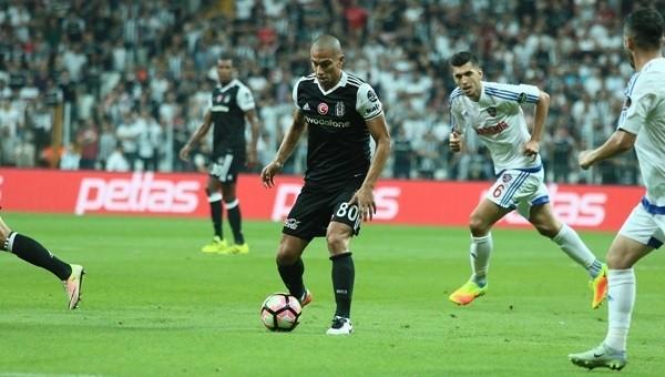 Beşiktaş'ın yeni transferi en çok koşan isim oldu