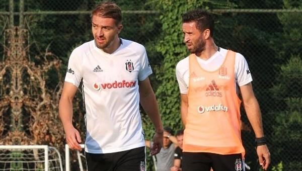 Beşiktaş'ın yeni transferleri ilk 11'de