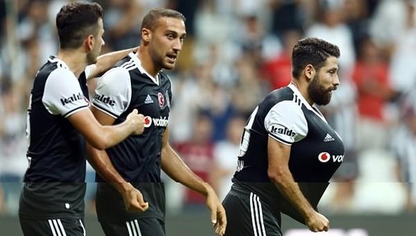 Beşiktaş'ın yerlileri çok formda