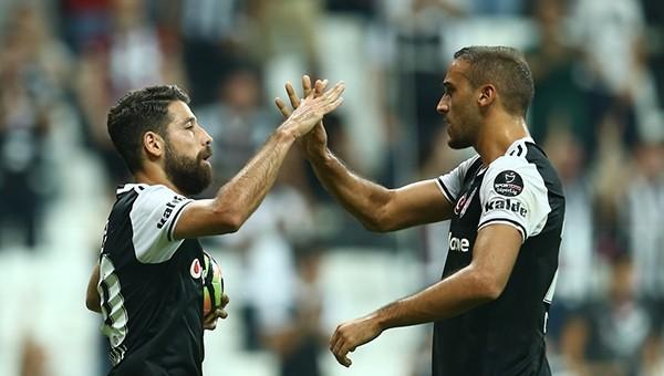Beşiktaş'ın yükü Cenk ve Olcay'dan