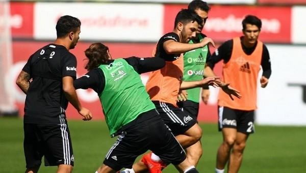 Beşiktaş'ta Dinamo Kiev hazırlıkları