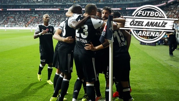 Beşiktaş'ta galibiyetin şifresi