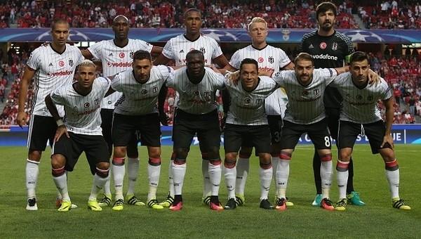 'Beşiktaş'ta puanın şifresi; 3T'