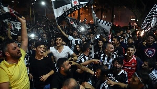 Beşiktaş'tan taraftarına derbi uyarısı