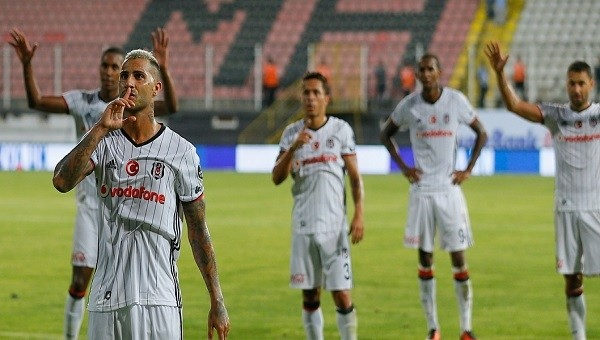 TFF'den Beşiktaş'a kötü haber
