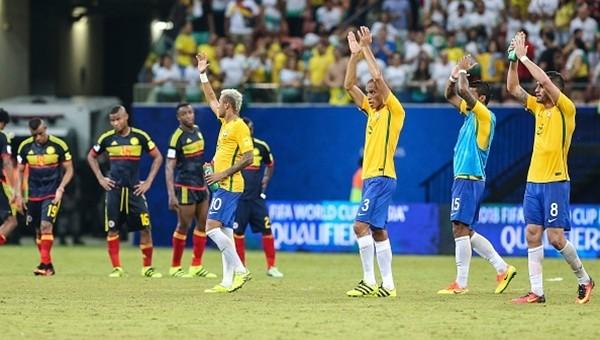 Brezilya Milli Takımı 'dalya' dedi