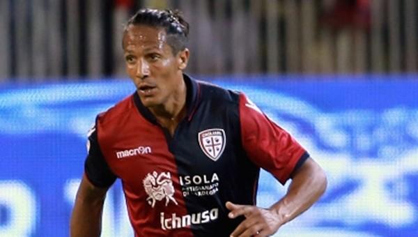 Bruno Alves, Cagliari'deki ilk golünü frikikten attı